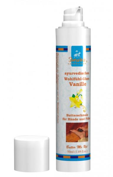 Wohlfühl-Ghee-Vanille