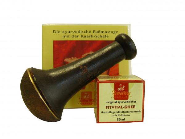 FitVital-Schale m. Griff + 50 ml FitVital-Ghee