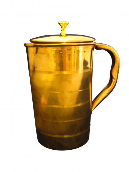 Kupfer Wasserkrug