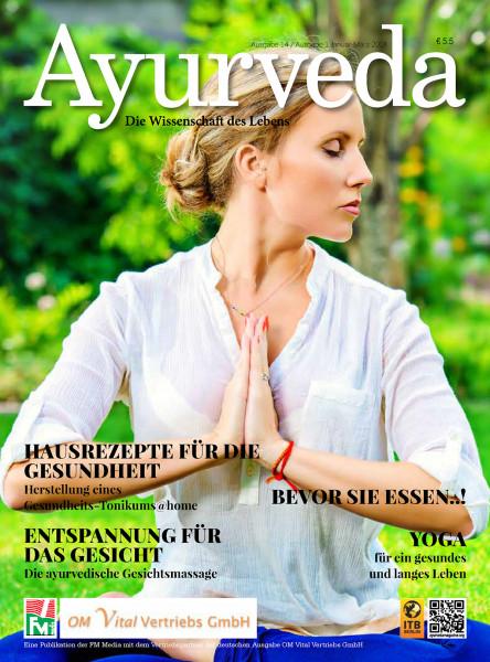 Zeitschrift Ayurveda - Ausgabe 2018-1