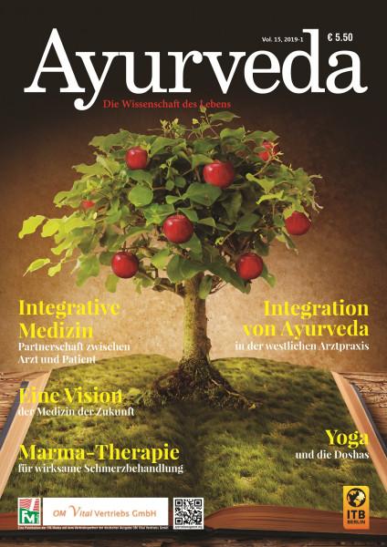 Zeitschrift Ayurveda - Ausgabe 2019-1
