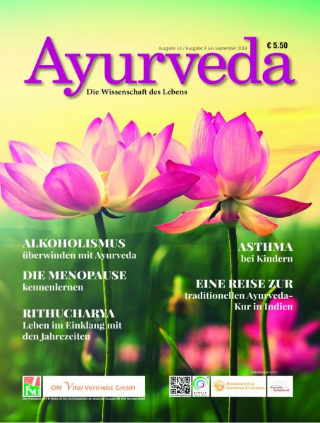 Zeitschrift Ayurveda - Ausgabe 2018-2