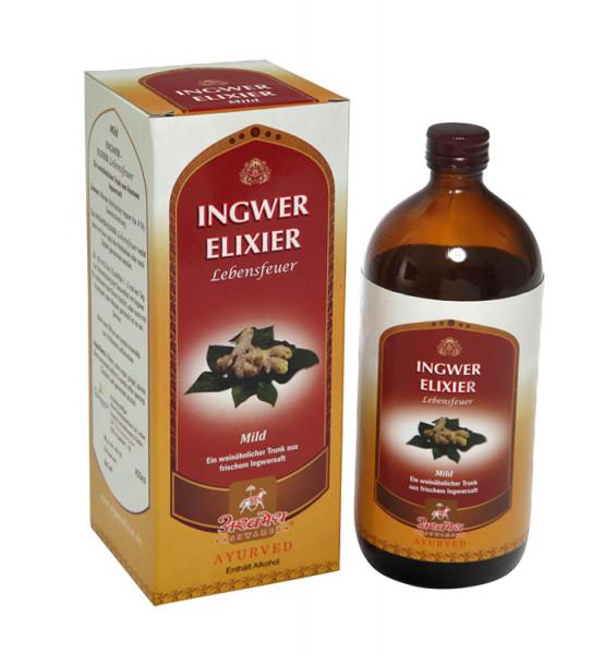 Ingwer Elixier mild