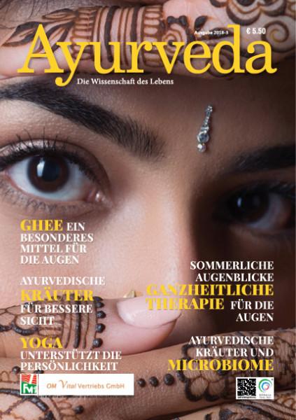Zeitschrift Ayurveda - Ausgabe 2018-3