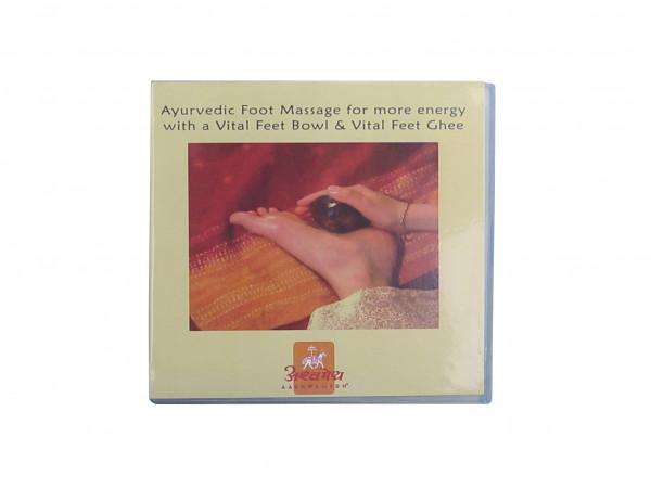 DVD-Massagedemo Englisch